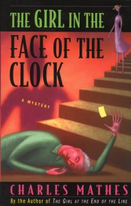 Girl in the Face of the Clock
