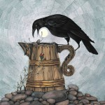 AESOP Crow and Pitcher by Arlene Graston