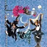 AESOP Dancing Monkeys by Arlene Graston
