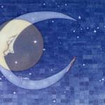 Dedication Moon by Arlene Graston