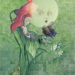 MAGIC GARDEN Silent Garden by Arlene Graston