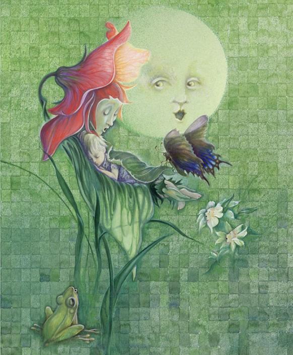 Magic Garden - Arlene Graston