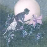 MAGIC GARDEN Where I Am A Flower by Arlene Graston