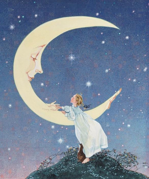 Moon Series - Arlene Graston
